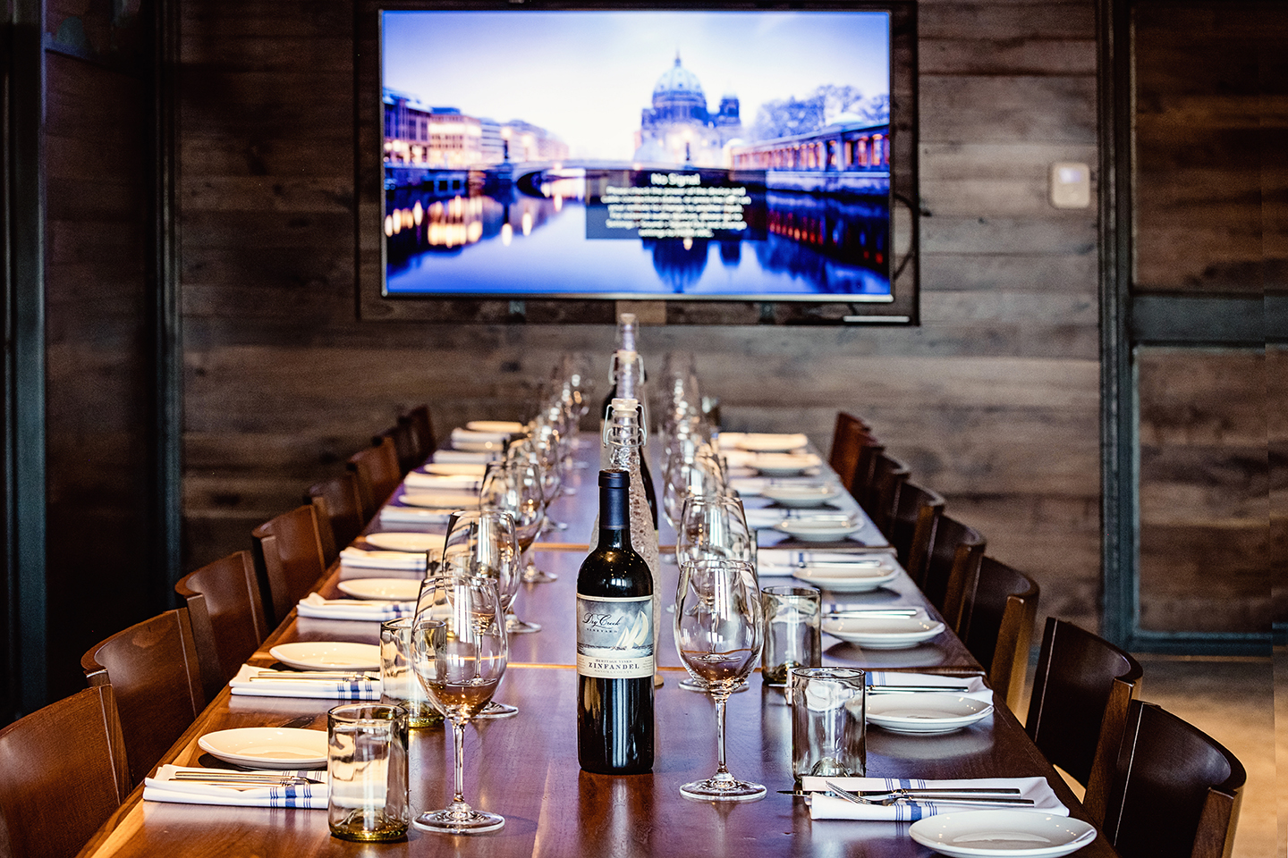 Cameo Private Dining Room