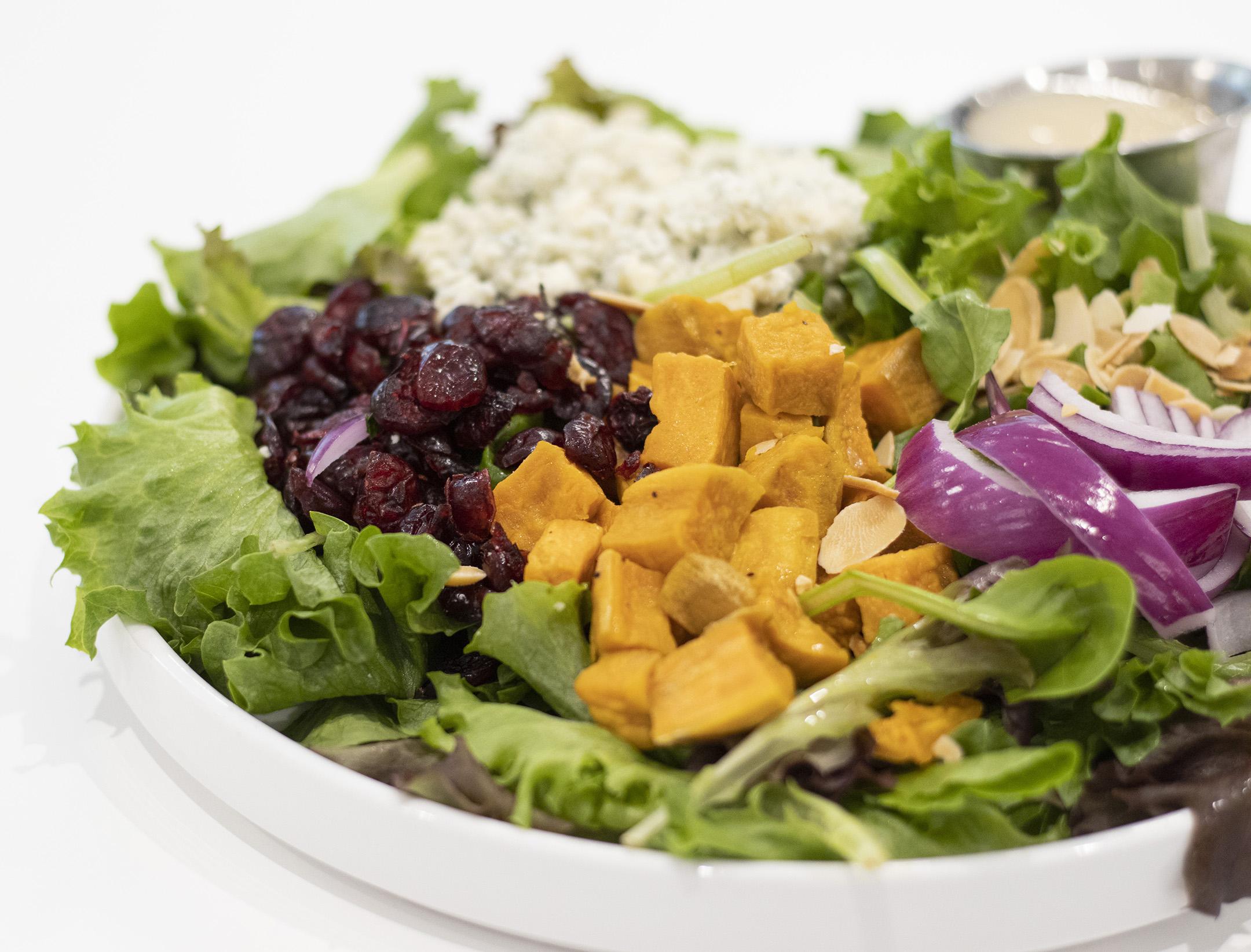 Rochester Cafe Relish - harvest salad